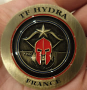 Coin de la Task Force Hydra