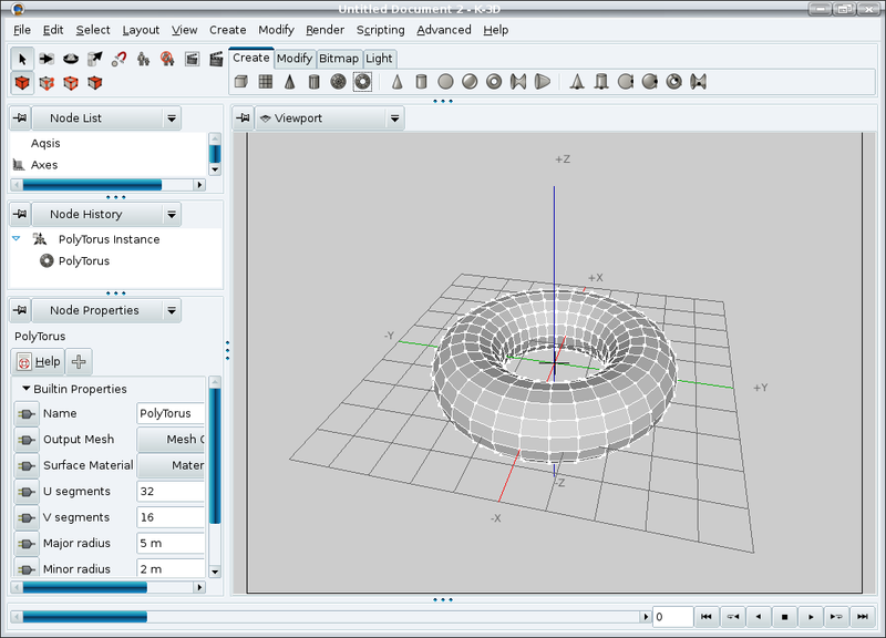 5 open source 3d modelling rendering apps for linux Simple 3d design software