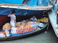River boat - Sadarghat River Port, Dhaka