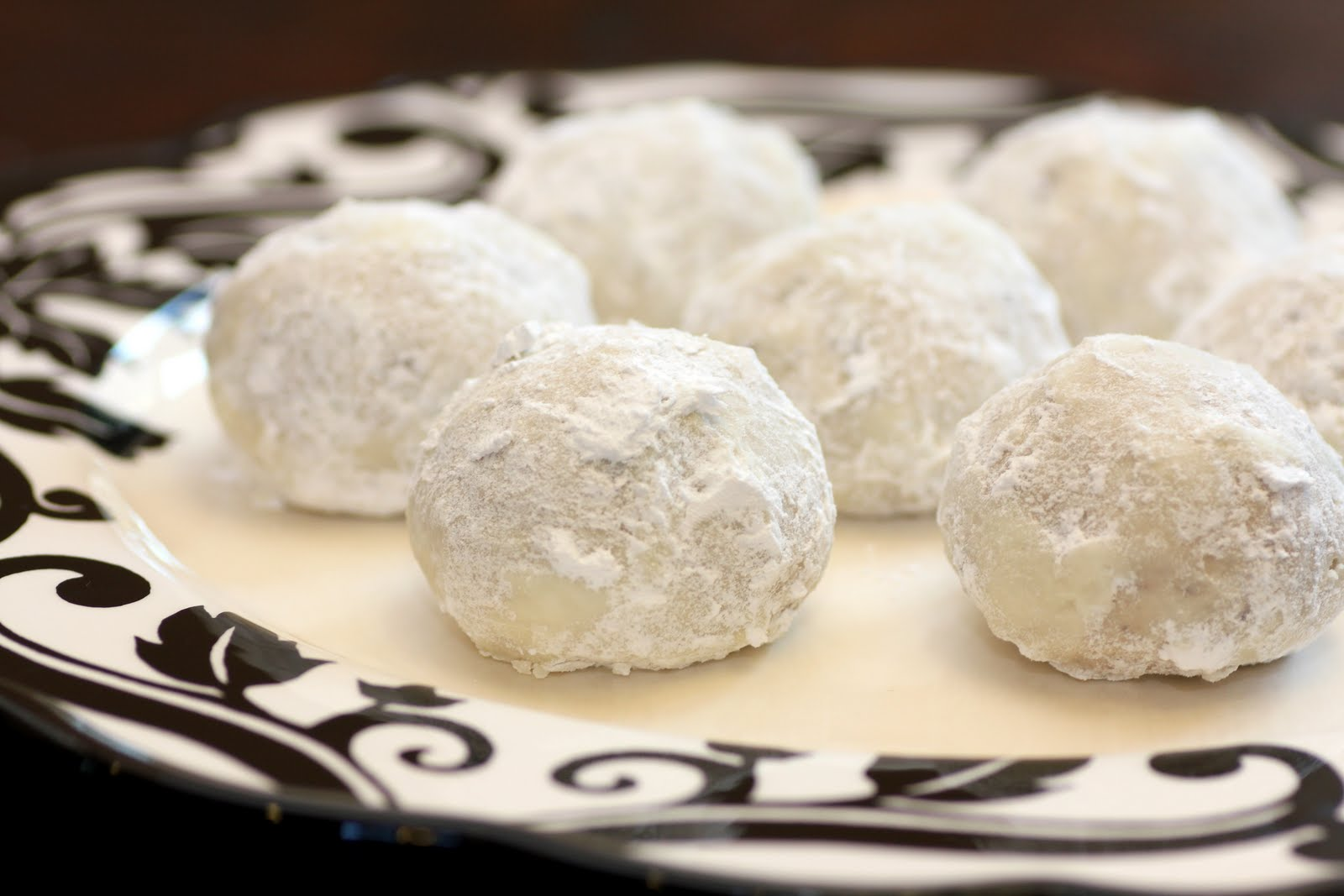 Recipe Snobs: Mexican Wedding Cookies
