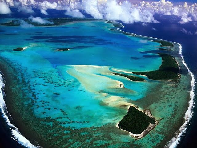 las 7 reservas naturales mas importantes del mundo
