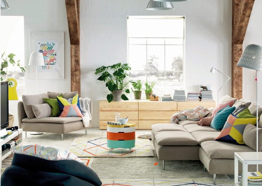Como en casa en ning n sitio ya est aqu el avance del - Ikea modulos salon ...