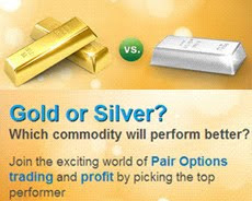 Trade Gold against Silver