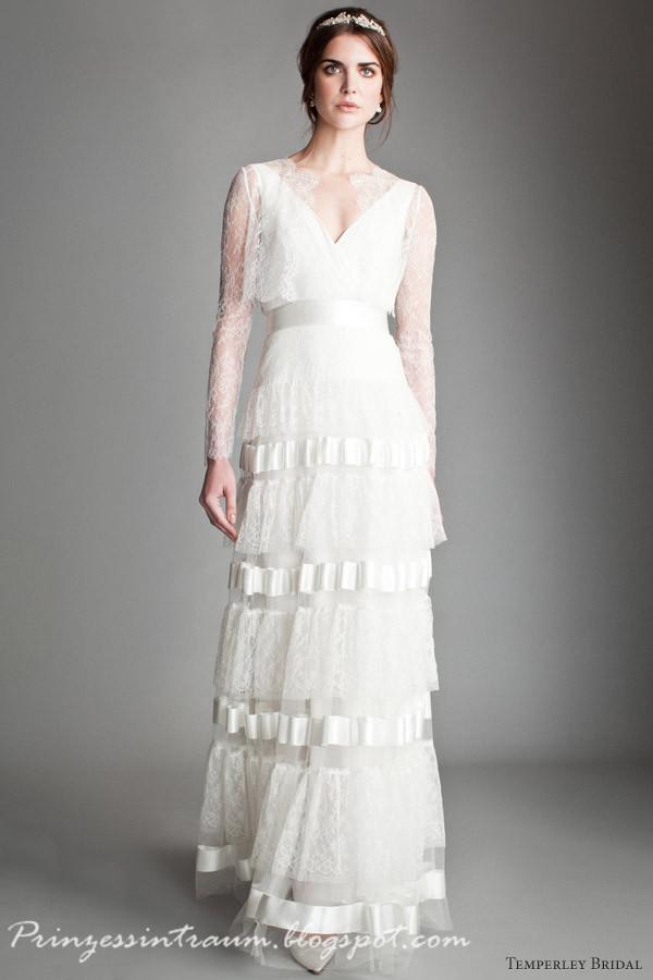 Temperley Bridal 2013
