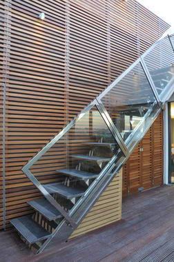 Decoraciones y modernidades escaleras de lujo para tu casa - Escaleras de casas de lujo ...