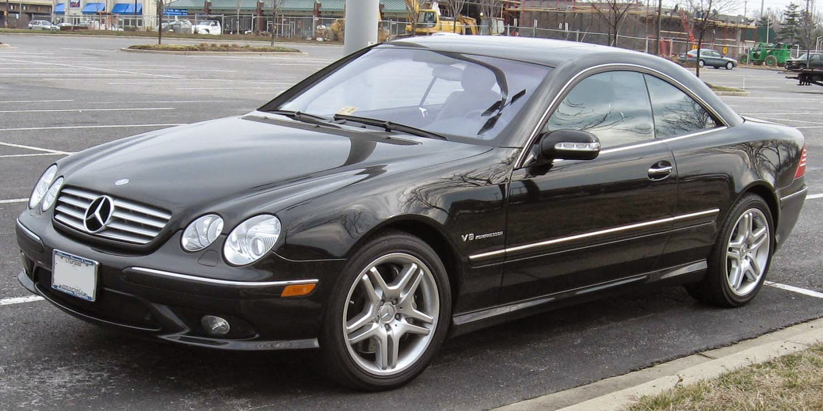 The fast and furious 2003 mercedes benz cl55 amg for Mercedes benz cl55 amg price