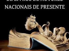 No dia 20 de julho dê livros nacionais de presente