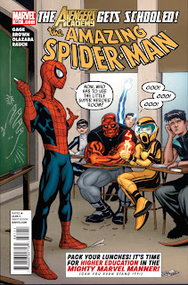 The Amazing Spider-Man #661 - 365 Days of Comics