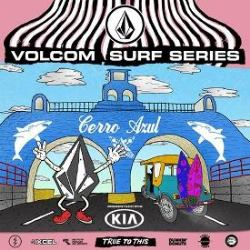 VOLCOM SURF SERIES 2017