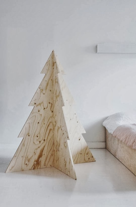 елка из дсп