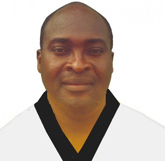 NIGERIA TAEKWONDO FIRST GENERATION BLACBELTER 1977