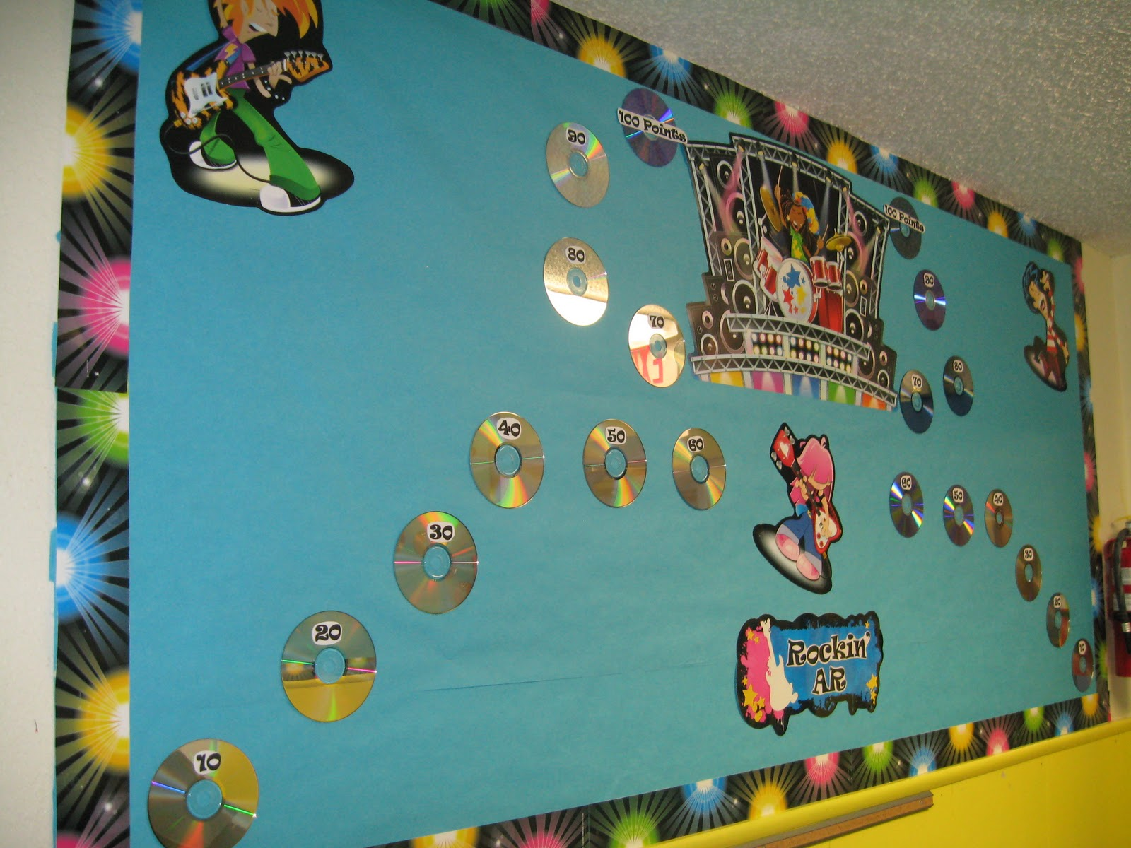 Accelerated Reader Bulletin Boards http://firstgradeshenanigans.blogspot.com/2012/01/accelerated-reader.html