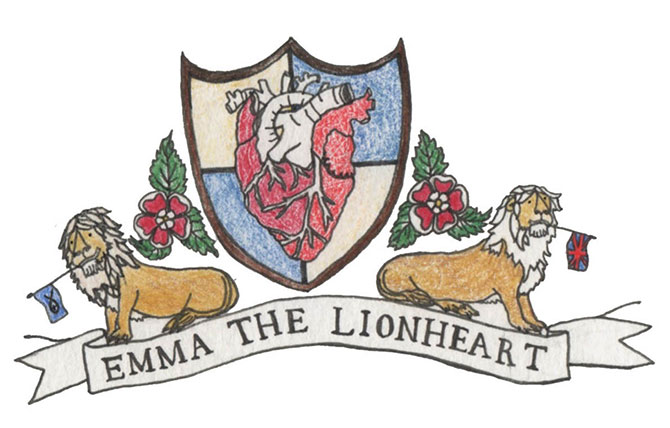 Emma The Lionheart
