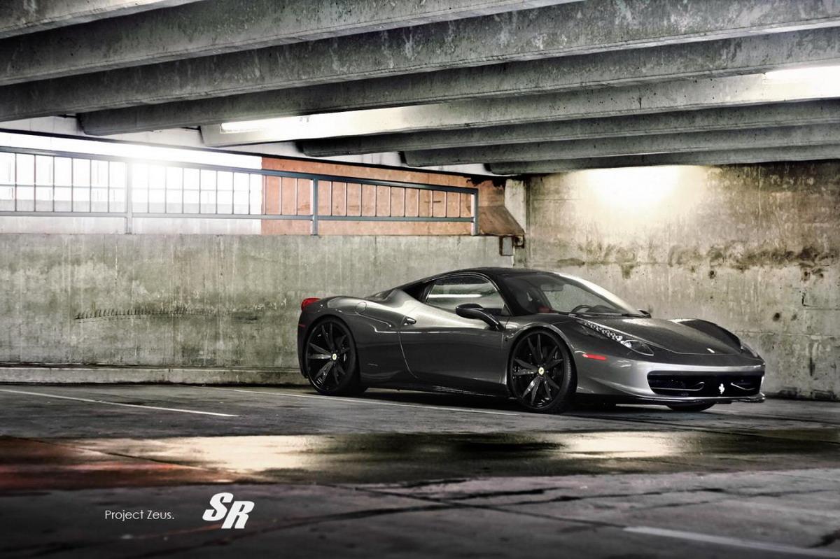 Ferrari 458 Italia Zeus