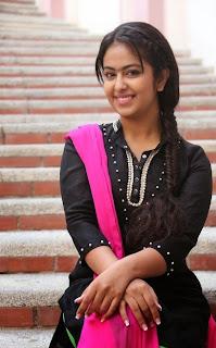 Actress Avika Gor Latest Pictures in Salwar Kameez at Lakshmi Raave Maa Intiki Audio Success Meet  48.jpg