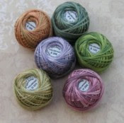 "Valdani Silk Floss Balls ""Beautiful"""