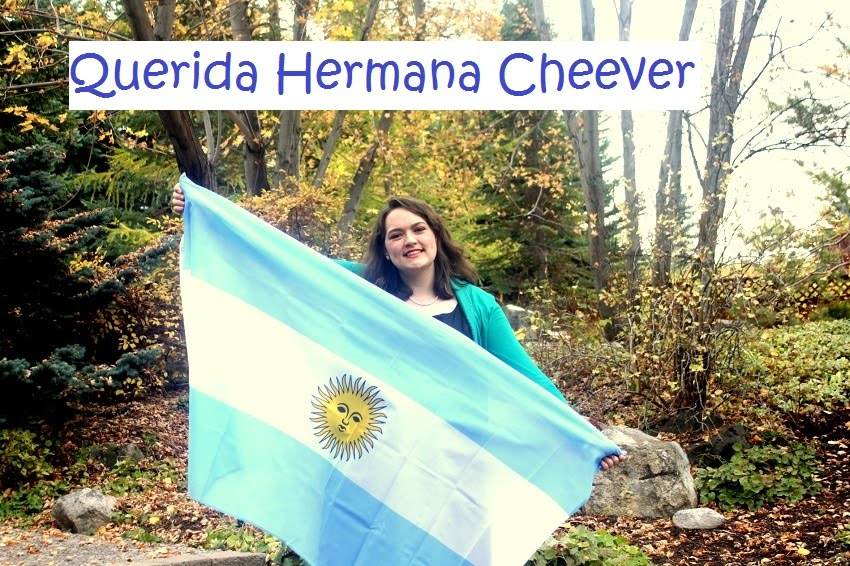 Querida Hermana Cheever