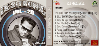 DESITRONIC VOL - 26 ABK PRODUCTION
