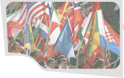 World Youth Day 2011 PowerPoint Background 5