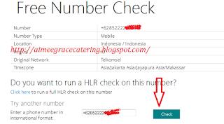 Cara Cek Kode Area Kartu Telepon HP