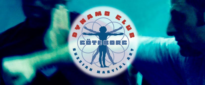 Systema Sweden: Göteborg Dynamo Russian Martial Art Club