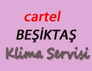 Cartel Beşiktaş Klima Servis