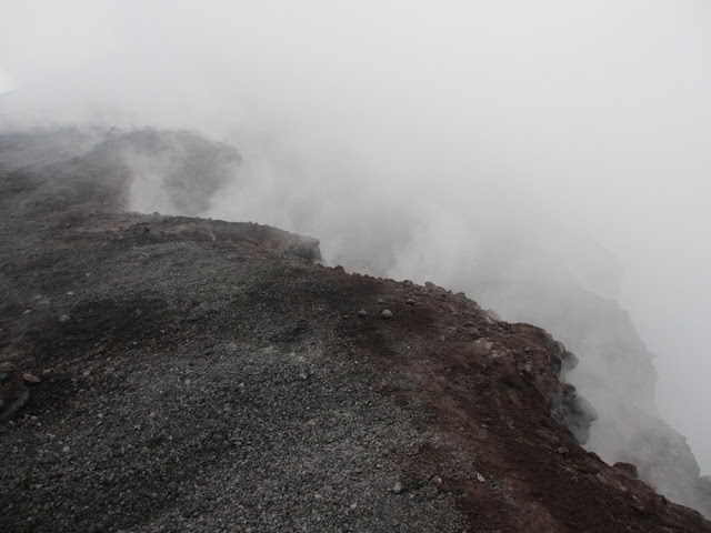 Ascension al Etna