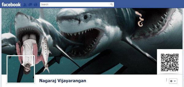 nagaraj vijayarangan facebookfever Amazing Creative Facebook Timeline Covers