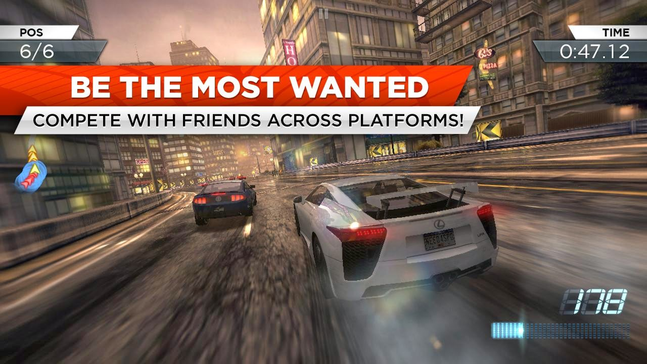 Need for Speed apk for Free