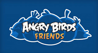 Angry birds Friends Facebook game
