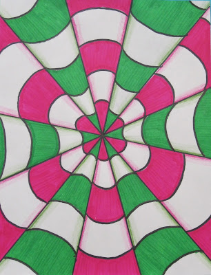 Crafts For Second Graders http://www.rundesroom.com/2011/09/optical-illusions-in-art-class.html