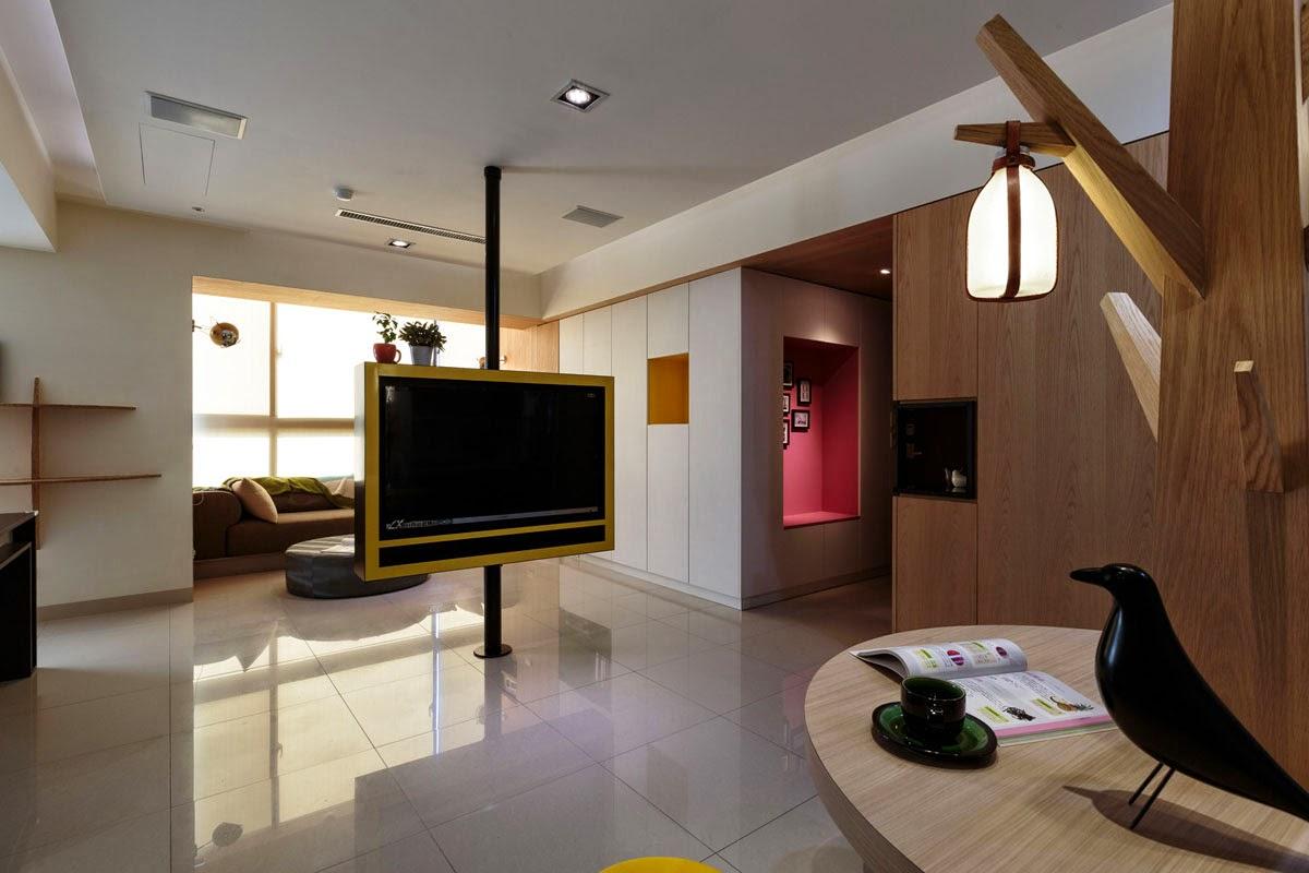 Idéias novas para os projetos de apartamento