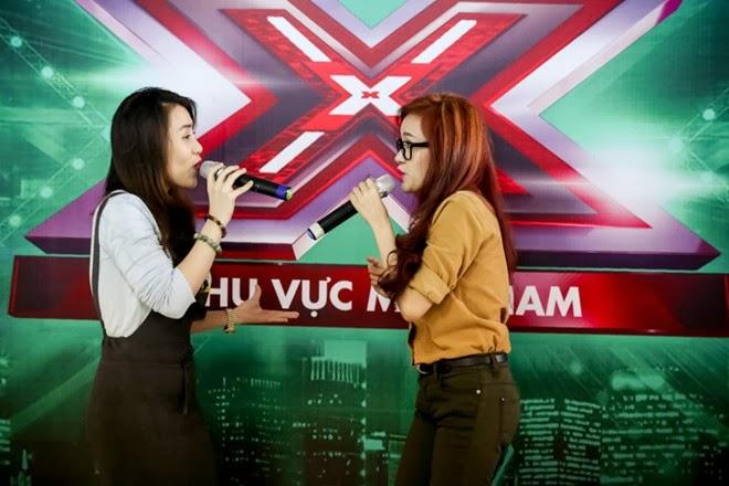 Bà Tưng và quản lý lọt vào vòng trong của X-Factor