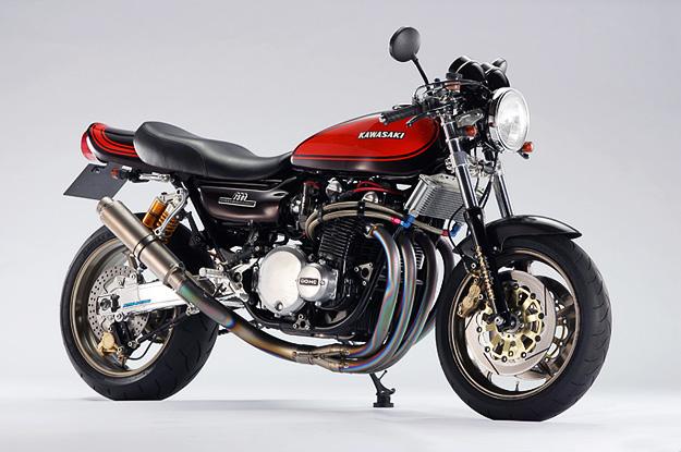 Go Faster Kawasaki