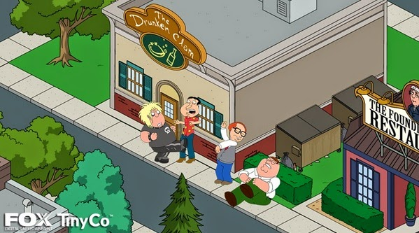 Family Guy: The Quest for Stuff will be available for free on April 10 for iPhone, iPad and iPod touch. Check it out! Tricks and cheats coming soon