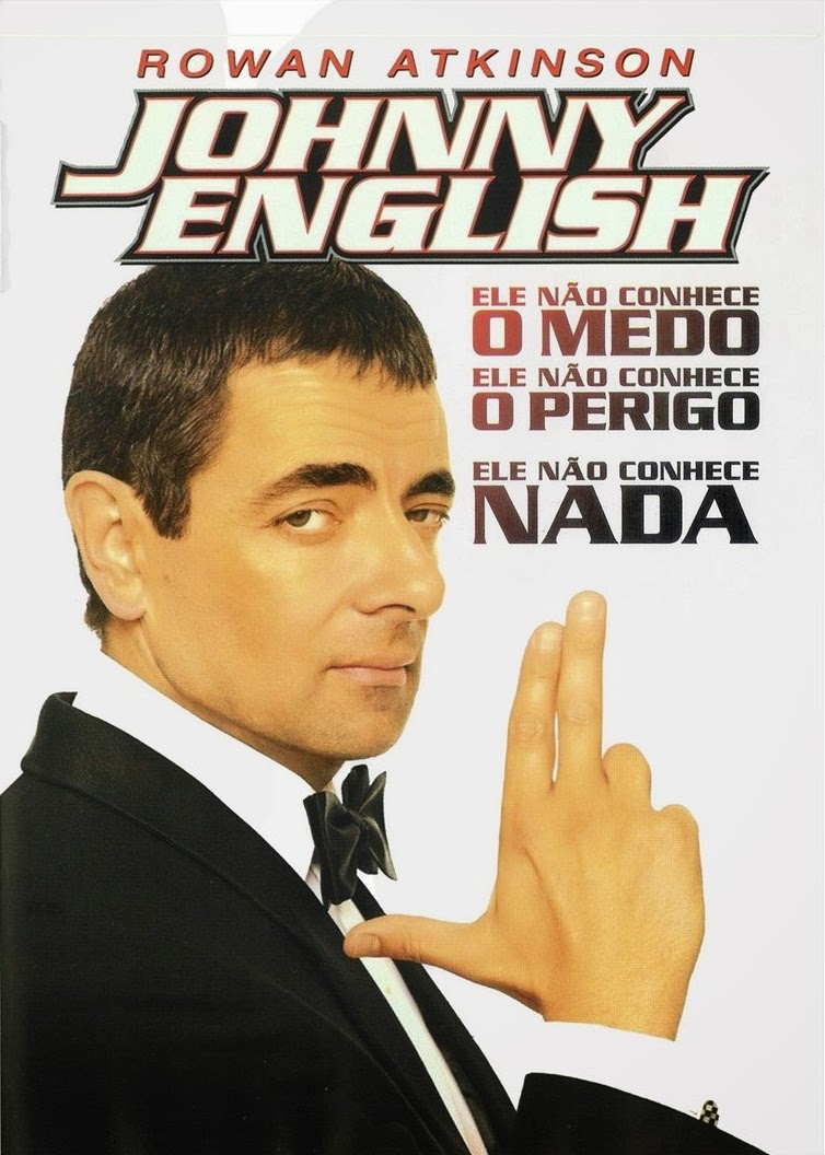 Johnny English – Dublado (2003)