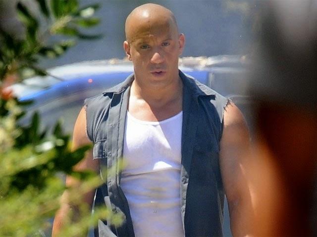 Nama sebenar Vin Diesel ialah Mark Sinclair Vincent