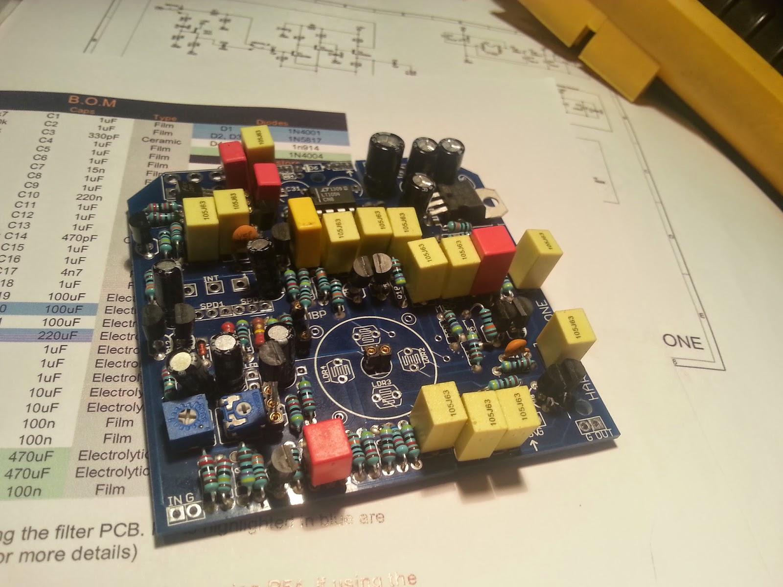 Diy Guitar Pedal Blog Building A Univibe Clone Wiring Diagram