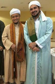 Habib Mahdi dan Syeikh Rohimuddin Al Bantani