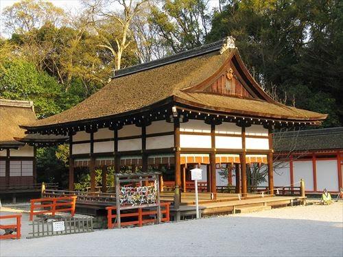 京都市左京区|下鴨神社 古武道奉納