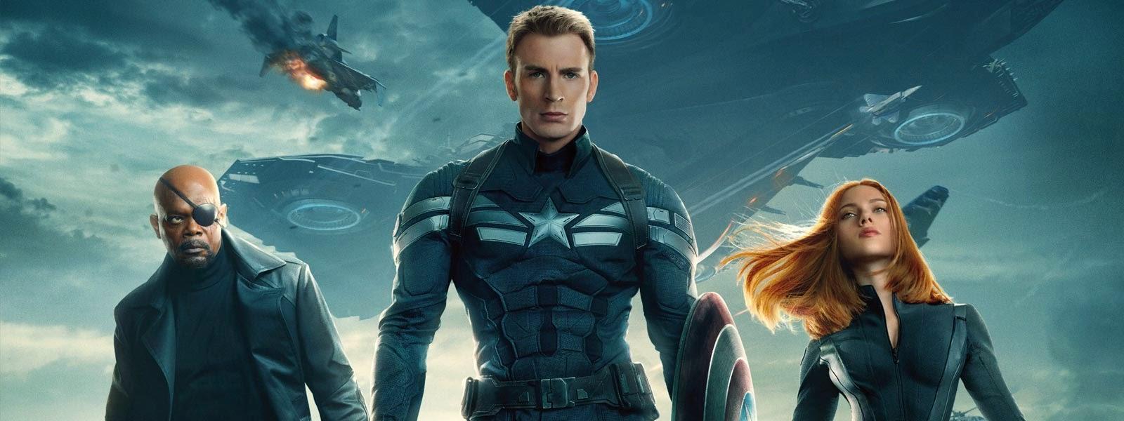 Captain America: Chiến Binh Mùa Đông - Captain America: The Winter Soldier (2014)