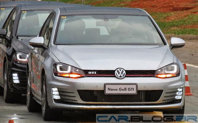 Novo Golf GTI 2014 - Prata Sargas