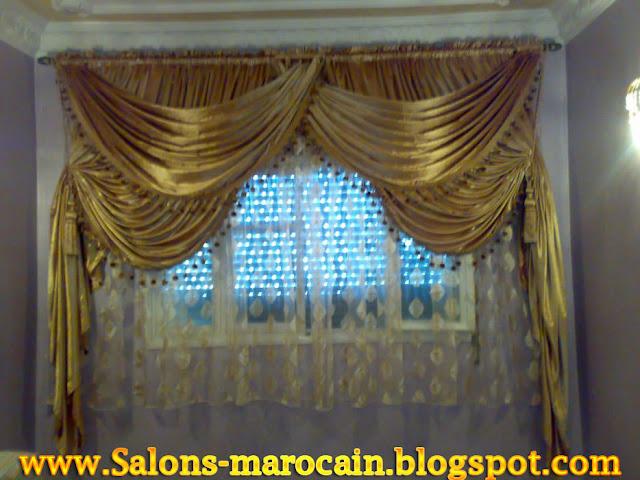 rideaux marocain salons marocain moderne 2013 rideaux marocain moderne r5 2013. Black Bedroom Furniture Sets. Home Design Ideas