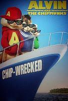 Alvin & os Esquilos 3 3D, de Mike Mitchell