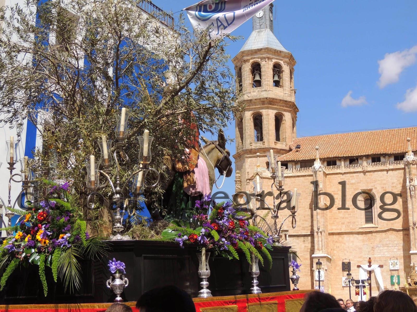 Domingo de Ramos Valdepeñas