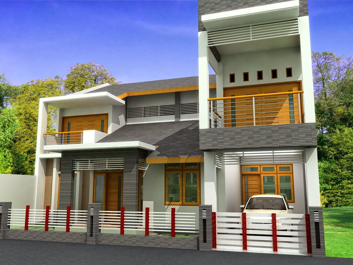 contoh rumah minimalis yang paling populer di indonesia