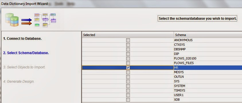 How to generate ER diagram using Oracle SQL developer ~ GoLinuxHub