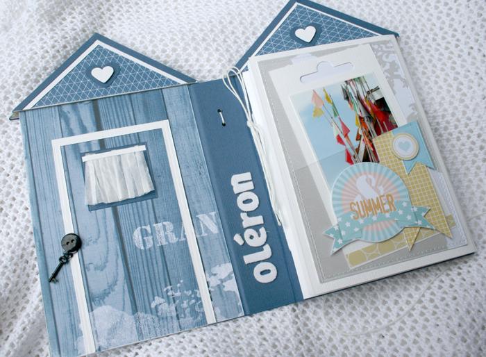 une page par ci une page par l cabine de plage. Black Bedroom Furniture Sets. Home Design Ideas