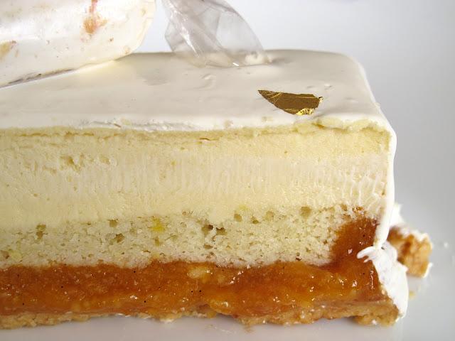 Pâtisserie Blé Sucré - Entremets Nougat York
