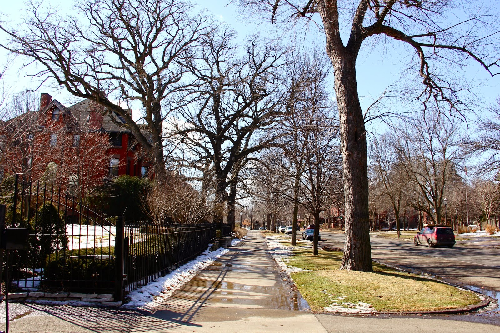Time Travel On University Avenue >> Allison Up North Summit Avenue Time Travel For Free